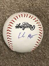 Kelvin Herrera Hand Signed Autographed Baseball Kansas City Royals **COA-LIA