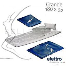 TERMOCOPERTA PROFESSIONALE GRANDE 180x95cm. ELETTROBEAUTY COPERTA ESTETISTA