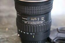 Tokina AT-X PRO 11-16mm f/2.8 SD MF DX AF IF Lens For Canon