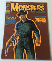 1974 FAMOUS MONSTERS Of Filmland #107 ~ Westworld, Dracula