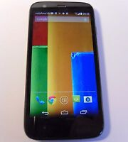 Motorola Moto G 8GB Black (Unlocked) Smartphone Android Mobile XT1032 XT1039