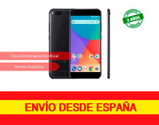 "Xiaomi MI A1 5.5"" 4GB/64GB Doble Sim Color NEGRO"