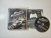 Playstation 3 (PS3) Fast & Furious Showdown, Complete  Free Shipping -