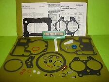 ROCHESTER 2GC 2V CARBURETOR REBUILD KIT 74-78 BUICK CHECKER CHEVY OLDS PONTIAC +