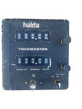 Halda Twinmaster Metal Case