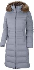 Columbia Women Long Winter Down Coat Jacket L