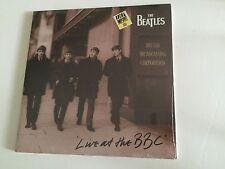 THE BEATLES Live at the BBC - Double Album Vinyl 33T - NEUF SOUS FILM - Mint