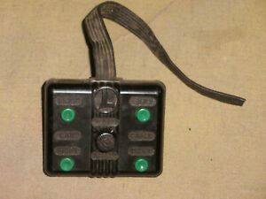 Lionel #165C Controller w. Green Buttons