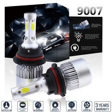 2x 1400W 210000LM LED Headlight Kit 9007 HB5 High Low Beam Bulbs 6000K HID White