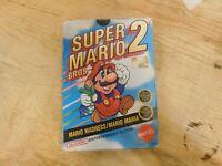 Super Mario Bros. 2 (1988) Nintendo Entertainment System NES Video Game CIB