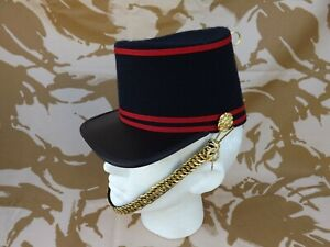 Reproduction British Army Victorian Last Pattern Shako 1868-81 Other Ranks