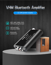 VHM338 Mini Bluetooth 5.0 Digital Car Amplifier Hifi Stereo Wireless Audio