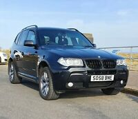 BMW X3 2.5i Manual Msport Xdrive 11 Months MOT Full Service Excellent Condition.