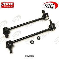 2Pcs Suspension JPN Front Sway Bar Stabilizer Link Kit fits Ford Focus 2000-2011