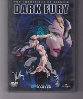 DVD DARK FURY THE CHRONICLES OF RIDDICK, CONTENUTI SPECIALI, OTTIMO