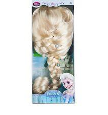 Authentic Disney Elsa Jeweled Wig for Girls Frozen