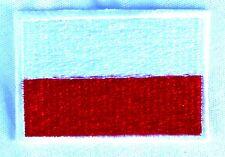 AUFNÄHER Patch FLAGGE flag Fahne Polen Poland (mi)