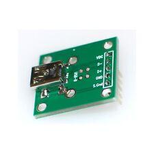 USB Mini A Female Breakout Board