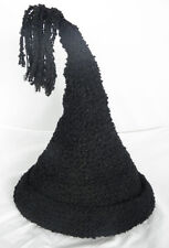 Wizard / Witch Hat Hand Knitting Pattern/ Instructions to knit By Knitwitz