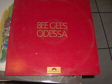 """LP 12"""" DOPPIO ODESSA BEE GEES GATEFOLD LAMINATED COVER ITALY EX++/N-MINT"""