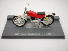 MOTO MONTESA COTA 247 TRIAL MOTORBIKE BIKE 1970 ALTAYA ESCALA 1:24 alfreedom