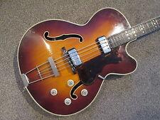 Hofner President bass - 1963 - very nice and all original