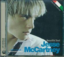 Jesse McCartney - Beautiful Soul Italian Version Cd Perfetto