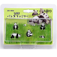 Kato 28-850 Panda Family 7pcs - N