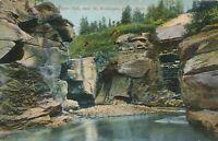 WHITE MOUNTAINS NH – Upper Falls near Mt. Washington Hotel