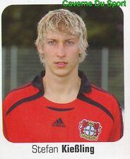 299 STEFAN KIESSLING GERMANY BAYER 04 LEVERKUSEN STICKER FUSSBALL 2007 PANINI