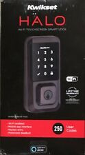 Brand New Kwikset Halo Wifi Touchscreeen Smart Lock 99390-002 Free Shipping