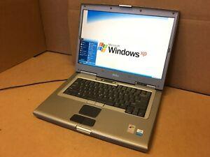 Dell Latitude D800 Laptop M 1.70GHz 512MB RAM 30GB HDD WINDOWS XP NVIDIA GEFORCE