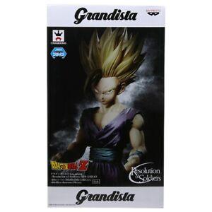 Banpresto Dragon Ball Z Grandista Resolution of Soldiers Son Gohan Figure