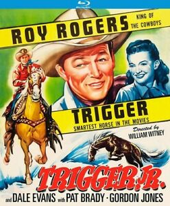 Trigger, Jr. [New Blu-ray]
