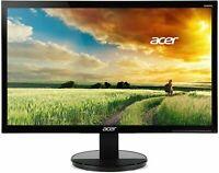 Acer K242HYL bid 23.8 Inch IPS Full HD 1920 X 1080 Monitor VGA, DVI & HDMI Ports