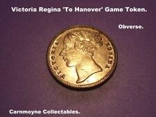 """Victoria Regina 'a Hannover """"juego Token 1837.AH1216."""