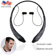 Neckband Bluetooth Headphones Wireless Headset for iPhone Samsung Motorola Lg