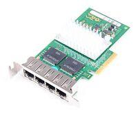 FUJITSU 4X 1GB QUADLAN-CARD S26361-D2745-A11-3-R791 RX300 S6 RX300 S7 RX300 S8