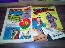 """SUPERMAN NO.27 DC 1944 ORIGINALE USA STATI UNITI - BUONO """"M"""""""