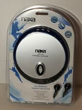 Naxa CD Player,  New in package.  Quick shipping.