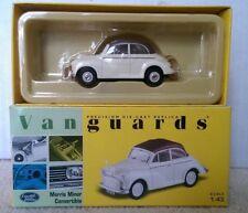 Corgi Vanguards VA07100 Morris Minor Convertible Ltd Edition No. 1738 of 6500