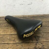 Avocet Racing Seat Original '90 Saddle Bridgestone Ritchey Viscount OEM