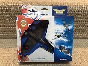 Corgi 1:72 Spitfire MKI, 74 Sqd RAF, Adolf Malan, Battle Of Britain, No. 49001