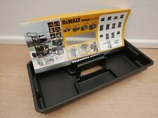 DEWALT DS300 DS400 TOUGH SYSTEM TOTE TRAY H1300111REC
