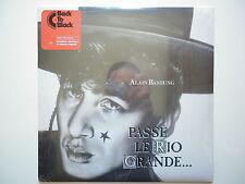Alain Bashung 33Tours vinyle Passé Le Rio Grande réédition