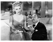 STAGE DOOR still with GINGER ROGERS & ADOLPH MENJOU -- (y519)