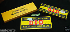 KAWASAKI 900 Z1 Z900 Z1000 - Chaîne de distribution DID (ou MORSE) + maillon