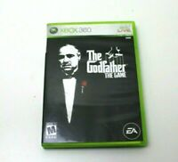 The Godfather - The Game - Xbox 360 - Complete