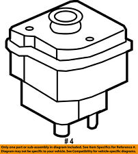 genuine oem power steering pumps parts for ford e 350 super duty Ford F-250 Front Suspension Diagram ford oem 12 14 e 350 super duty power steering reservoir tank cc2z3c752a