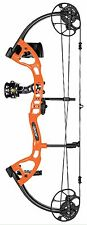 """NEW FRED BEAR CRUZER LITE RIGHTHAND ORANGE BOW PACKAGE 5-45# 12-27"""" DRAW"""